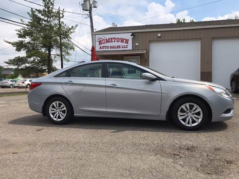 2011 Hyundai Sonata for sale in Byesville, OH