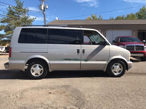 2000 GMC Safari for sale in Byesville, OH