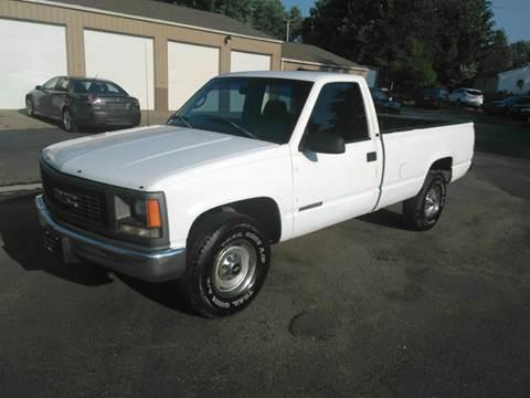 1997 GMC Sierra 2500 for sale in Byesville, OH