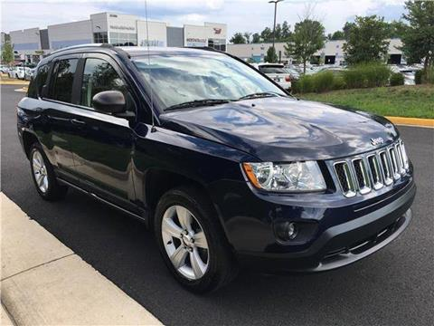 2013 Jeep Compass for sale in Chantilly, VA