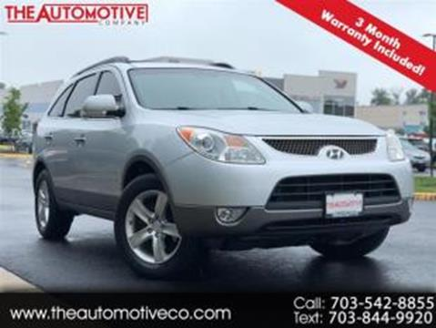 2007 Hyundai Veracruz for sale in Chantilly, VA