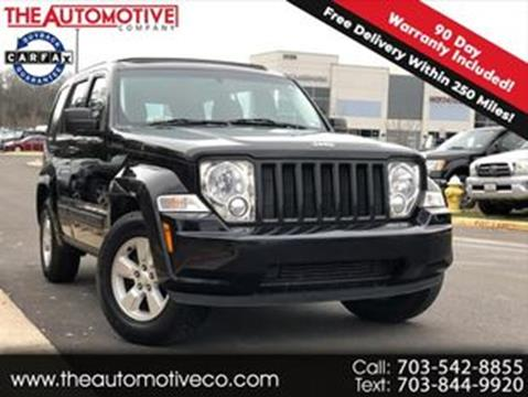 2010 Jeep Liberty for sale in Chantilly, VA