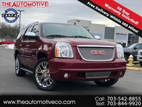 2009 GMC Yukon for sale in Chantilly, VA