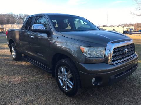 2007 Toyota Tundra for sale in Chantilly, VA