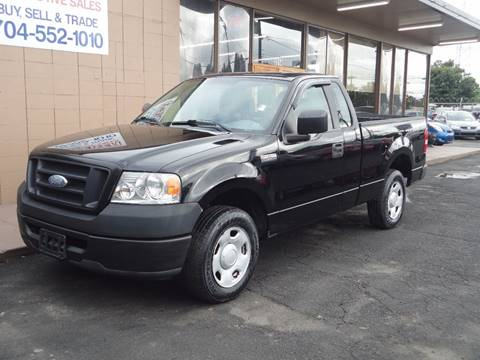 2006 Ford F-150 for sale in Charlotte, NC