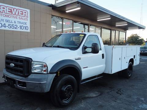 2006 Ford F-450 Super Duty for sale in Charlotte, NC