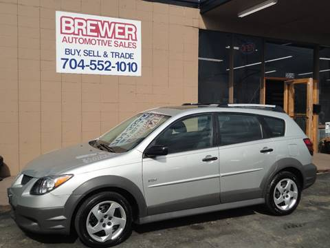 2004 Pontiac Vibe for sale in Charlotte, NC