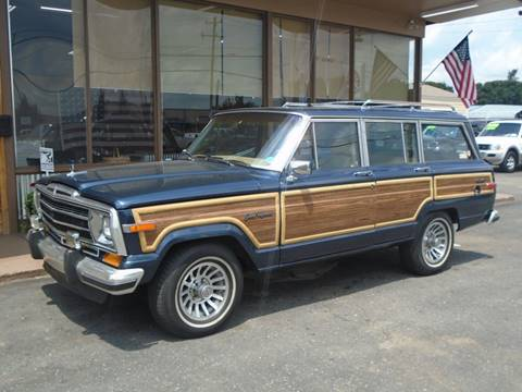 1988 Jeep Grand Wagoneer for sale in Charlotte, NC