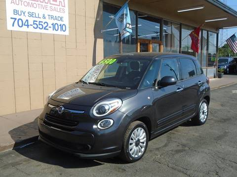 2014 FIAT 500L for sale in Charlotte, NC