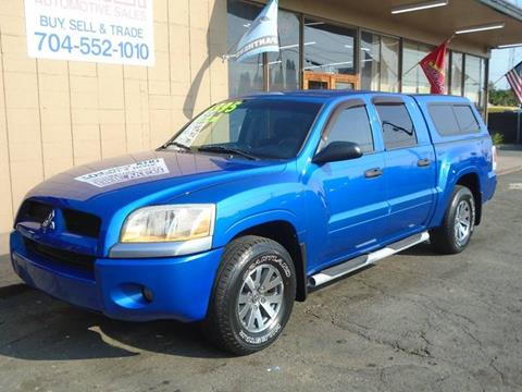 2007 Mitsubishi Raider for sale in Charlotte, NC