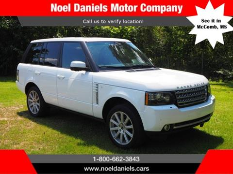 2012 Land Rover Range Rover for sale in Brandon, MS