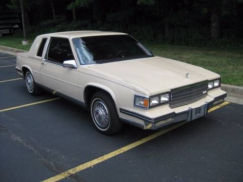 1985 Cadillac DeVille for sale in Crestwood, KY