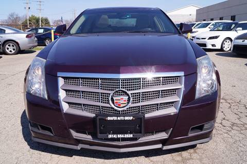 2009 Cadillac CTS for sale in Columbus, OH