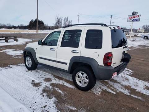 2007 Jeep Liberty for sale in Hastings, NE