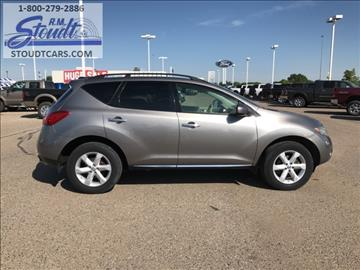 2009 Nissan Murano for sale in Jamestown, ND