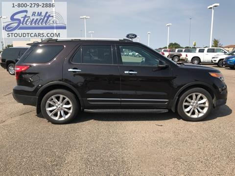 2013 Ford Explorer for sale in Jamestown, ND