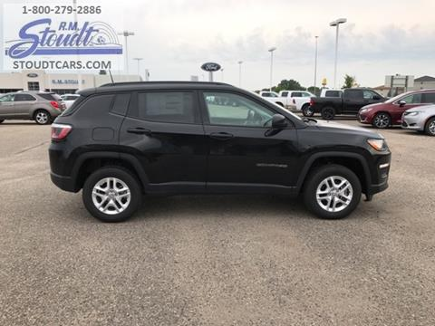 2017 Jeep Compass for sale in Jamestown, ND
