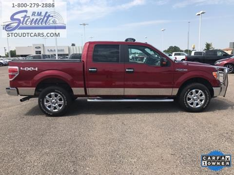 2013 Ford F-150 for sale in Jamestown ND