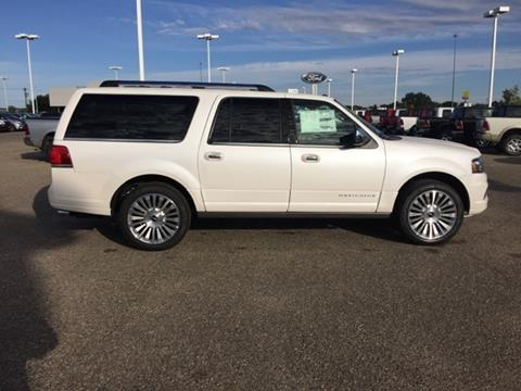 2017 Lincoln Navigator L for sale in Jamestown ND