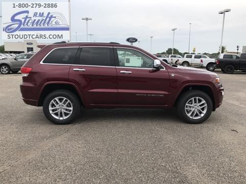 2017 Jeep Grand Cherokee for sale in Jamestown, ND