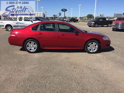 2015 Chevrolet Impala Limited for sale in Jamestown ND