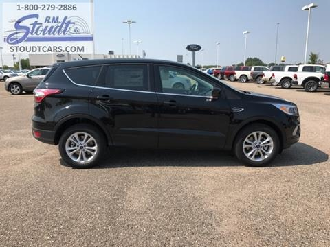 2017 Ford Escape for sale in Jamestown ND