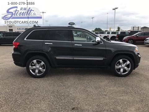 2011 Jeep Grand Cherokee for sale in Jamestown ND