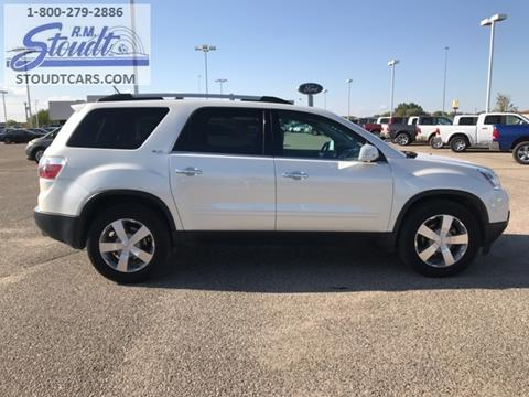 2012 GMC Acadia for sale in Jamestown ND