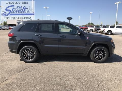 2018 Jeep Grand Cherokee for sale in Jamestown, ND