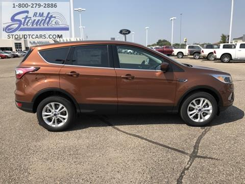 2017 Ford Escape for sale in Jamestown, ND