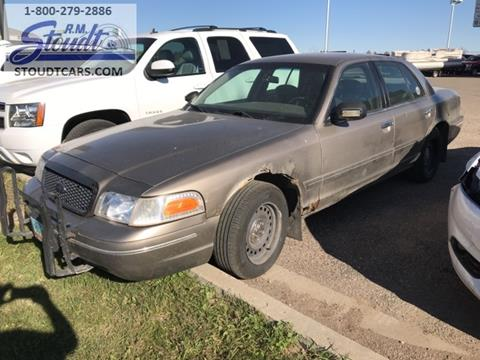 2001 Ford Crown Victoria for sale in Jamestown, ND