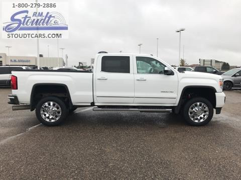 2016 GMC Sierra 2500HD for sale in Jamestown ND