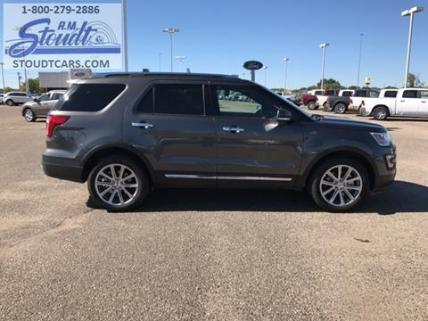 2017 Ford Explorer for sale in Jamestown ND