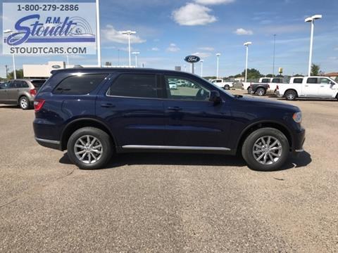 2018 Dodge Durango for sale in Jamestown ND