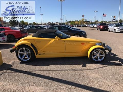 2002 Chrysler Prowler for sale in Jamestown, ND