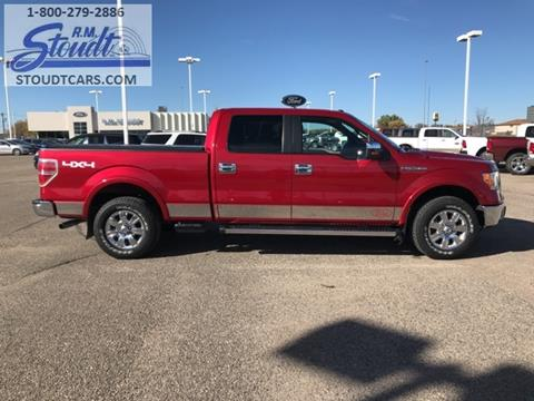 2010 Ford F-150 for sale in Jamestown ND