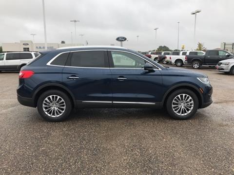 2017 Lincoln MKX for sale in Jamestown ND