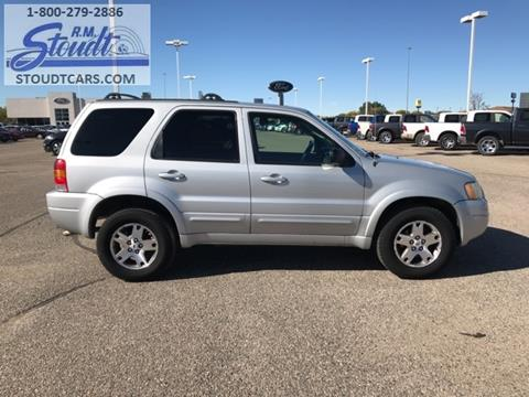 2004 Ford Escape for sale in Jamestown ND