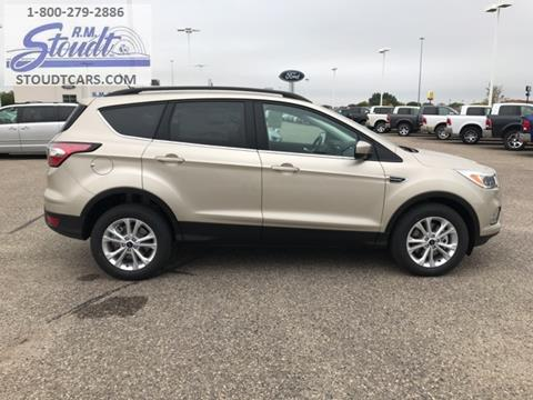 2018 Ford Escape for sale in Jamestown, ND