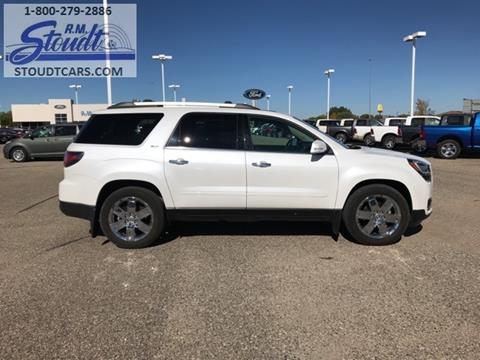 2017 GMC Acadia Limited for sale in Jamestown, ND