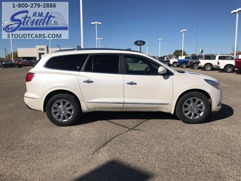2013 Buick Enclave for sale in Jamestown ND