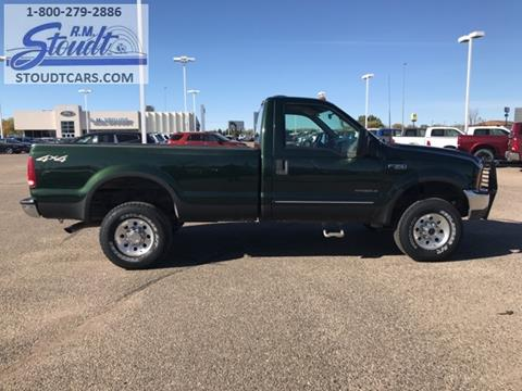 2000 Ford F-350 Super Duty for sale in Jamestown, ND