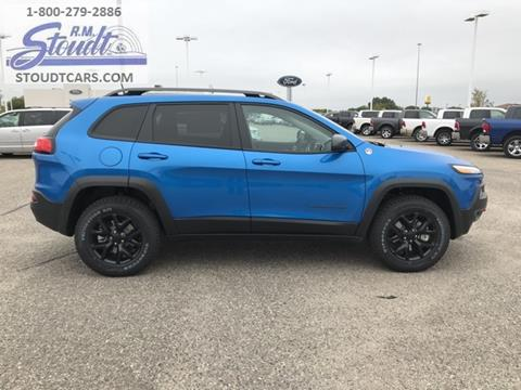 2018 Jeep Cherokee for sale in Jamestown, ND