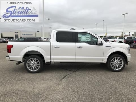 2018 Ford F-150 for sale in Jamestown, ND