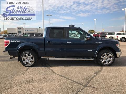 2014 Ford F-150 for sale in Jamestown, ND
