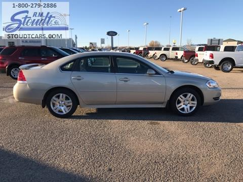 2012 Chevrolet Impala for sale in Jamestown ND