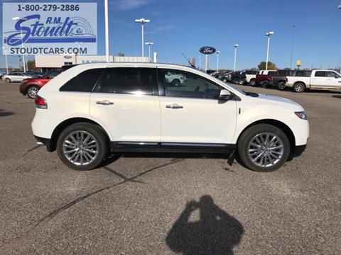 2013 Lincoln MKX for sale in Jamestown ND