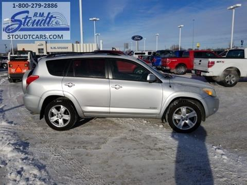 2006 Toyota RAV4 for sale in Jamestown ND