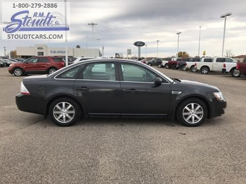 2008 Ford Taurus for sale in Jamestown ND