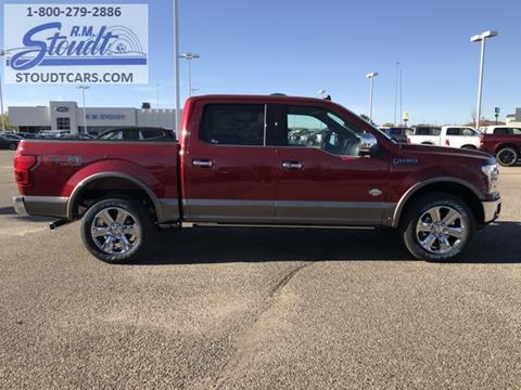 2018 Ford F-150 for sale in Jamestown ND